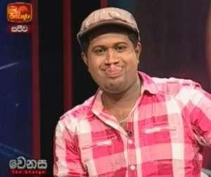 "ITN ""WENASA""-LIVE TONGUE ISSUE | Gossip Lanka News [English]"