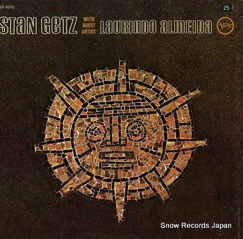 GETZ, STAN stan getz with guest artist laurindo almeida