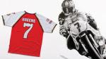 Barry Sheene clothing line from Suzuki