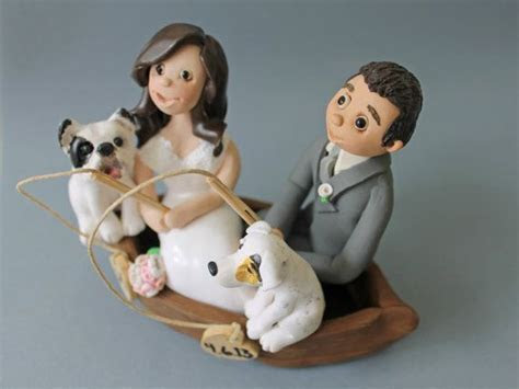 I found the perfect topper for our cake! Except the dogs