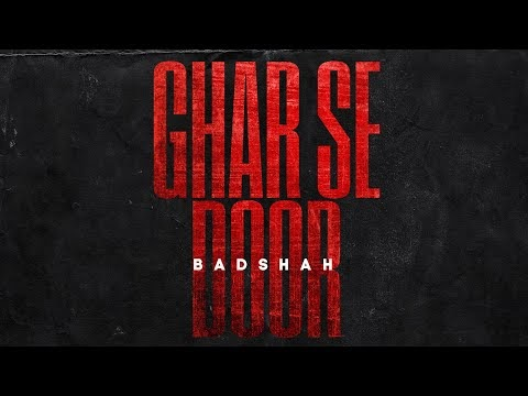 Ghar se door lyrics - Badshah | The Power of Dreams of a Kid