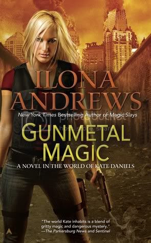 Gunmetal Magic Cover