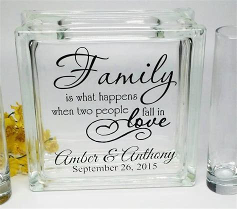 Blended Family Wedding Ceremony Unity Sand Set   The Dream