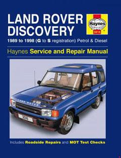 1989-1998 Land Rover Discovery 1 Fuse Box Diagram » Fuse ...