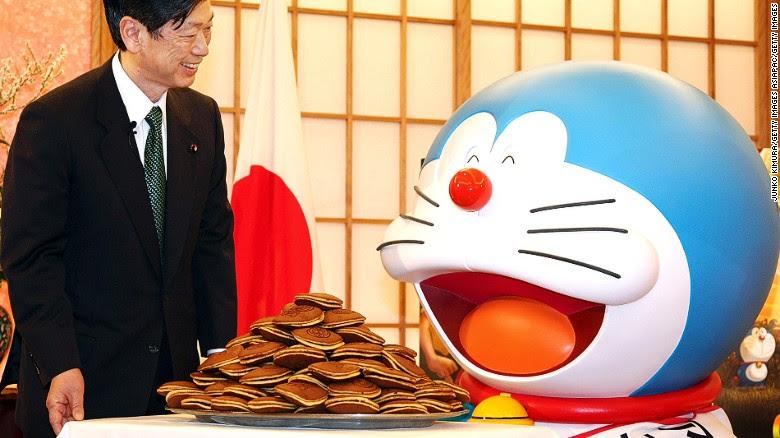 Dorayaki. Image: CNN