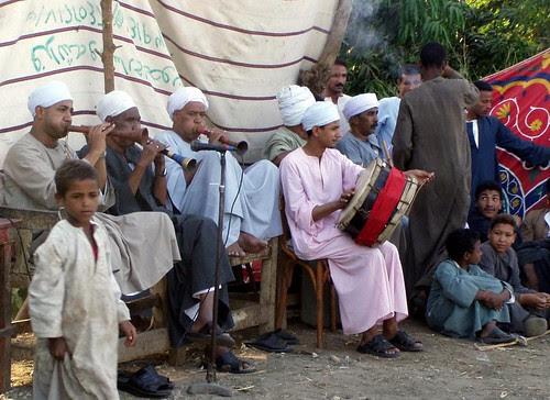 فرقة مزمار صعيدي