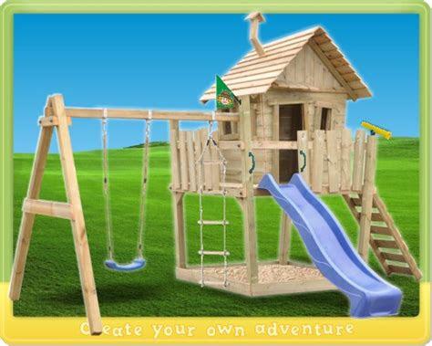 wickey funny farm baumhaus spielturm spielhaus sandkasten