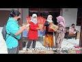 Bantuan Biskuit Untuk Ibu Hamil & Balita Kp.Pasir Ipis Jonggol