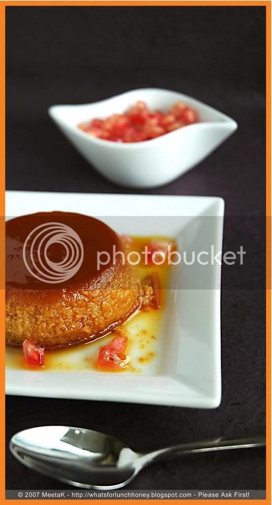 Sweet Potato Flan (02) by MeetaK