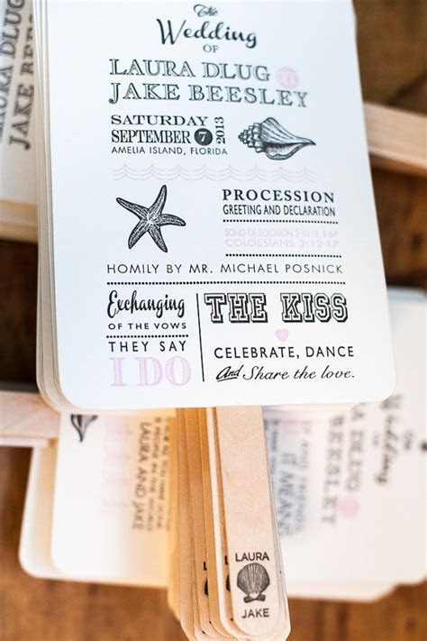 wedding hand fans ideas  pinterest