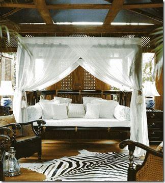 British Colonial Bedroom Decor | Home Interior Design