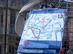 London Underground Boxer Shorts