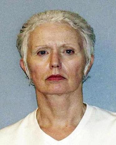 Catherine Greig, the longtime girlfriend of Whitey Bulger.