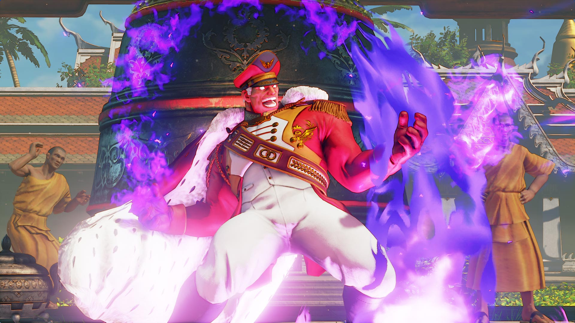 30th anniversary costumes coming to Street Fighter V screenshot