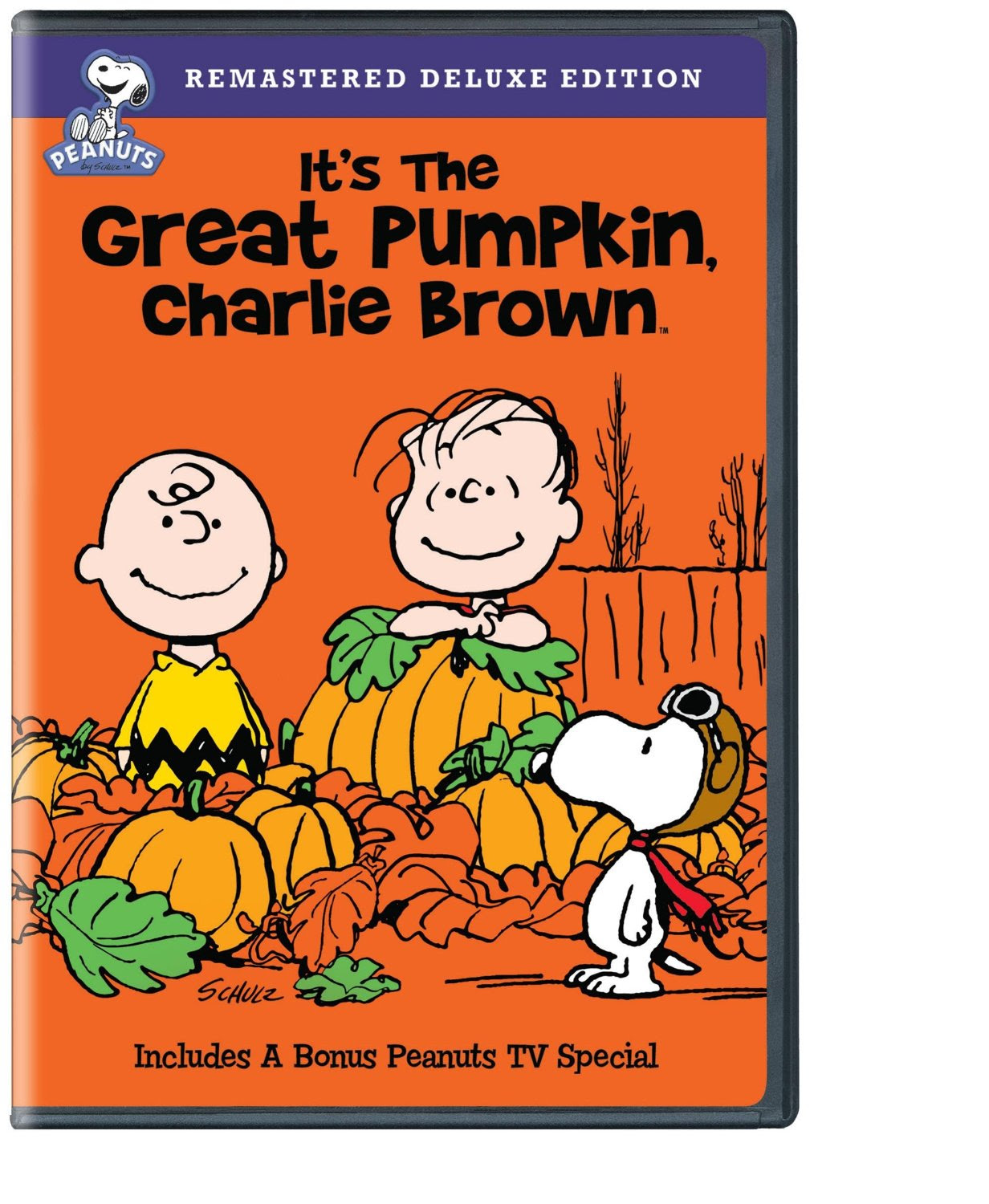 Amazon It S The Great Pumpkin Charlie Brown Dvd Only 10 99 Reg
