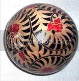 bola kayu batik