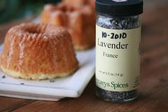 Lavender Lemon Bundt - I Like Big Bundts 2010