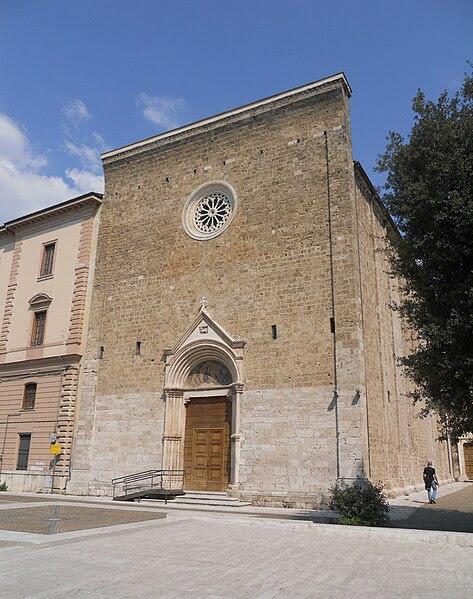 File:Chiesa di Sant'Agostino, Rieti - 1.jpg