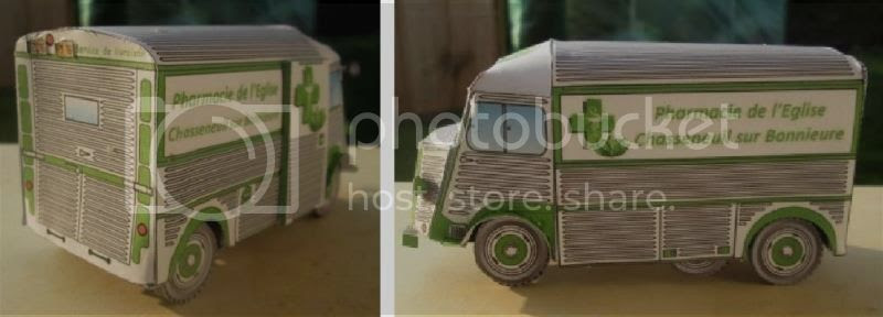 photo Citroen HY Pharmacie de lEglise Paper Model - via Papermau.003_zpsqbgcvlcg.jpg