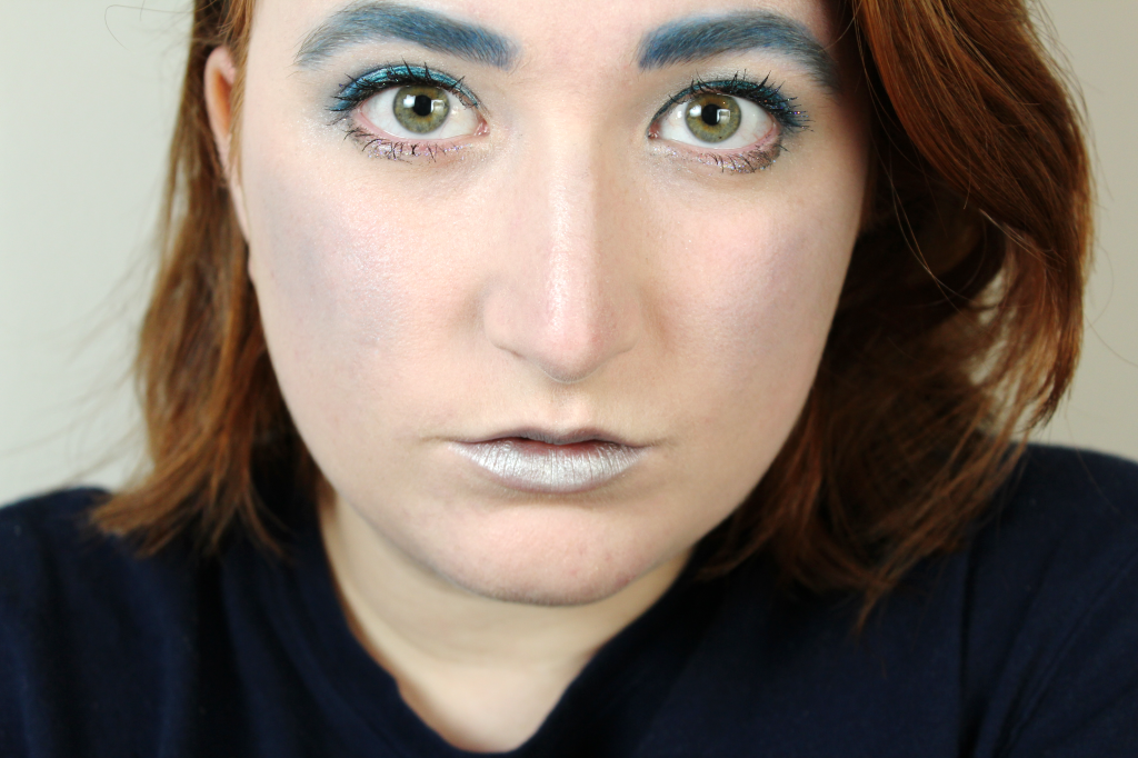 blue makeup look canadian beauty bloggers1