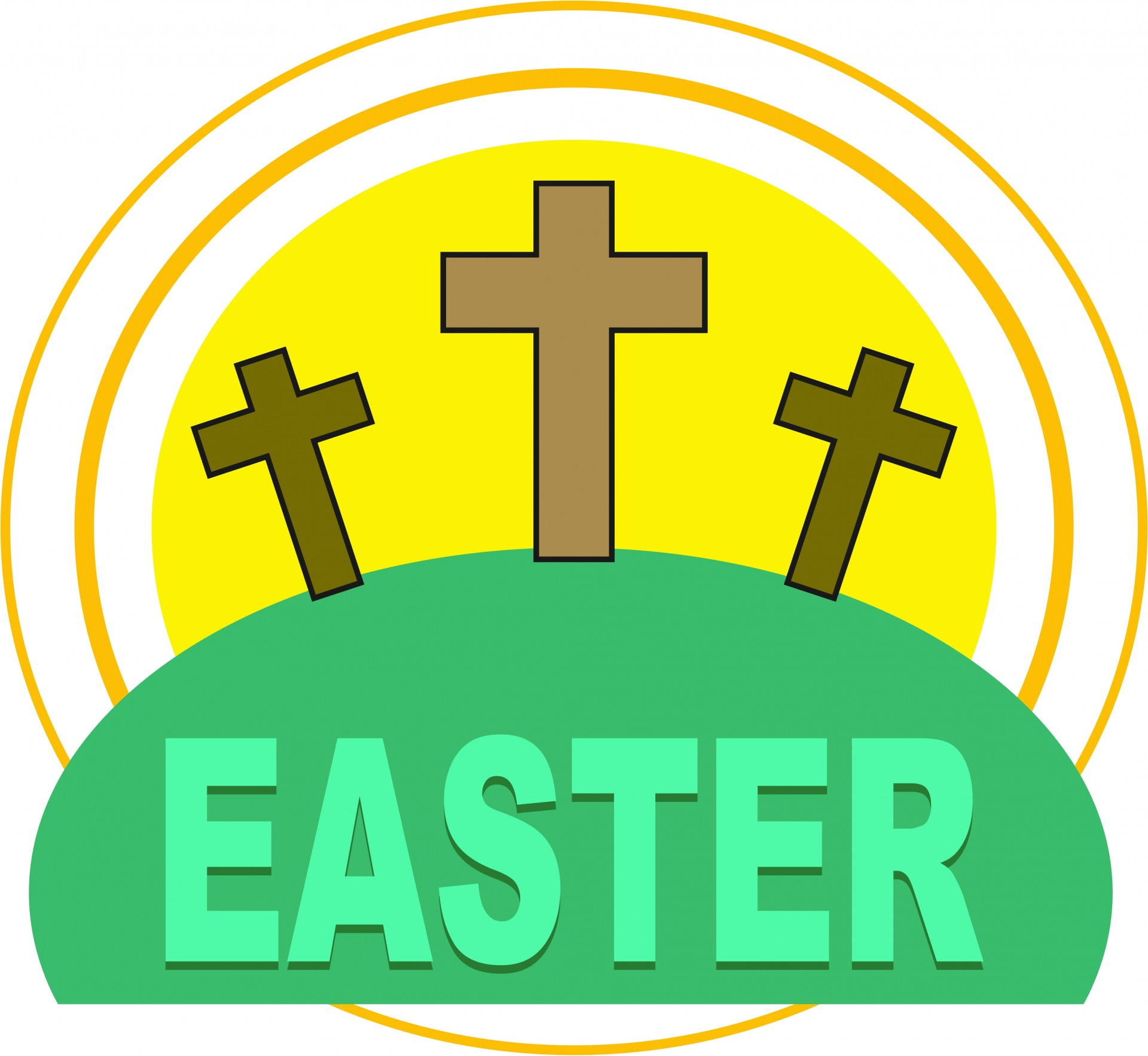 Free Christian Easter Clipart At Getdrawingscom Free For Personal