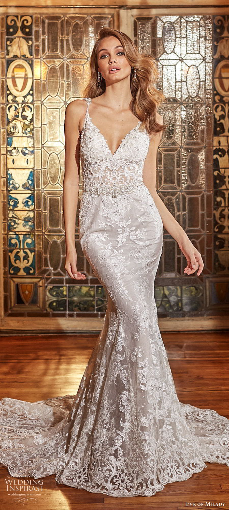 eve of milady couture fall 20182019 wedding dresses
