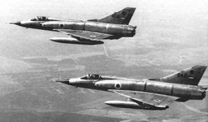 IAF Mirage III