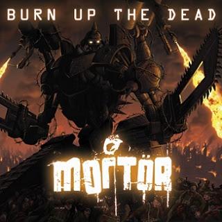 Mortör - Burn Up the Dead