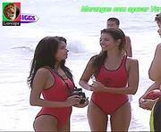 As sensuais moranguitas na serie 4 de Verão