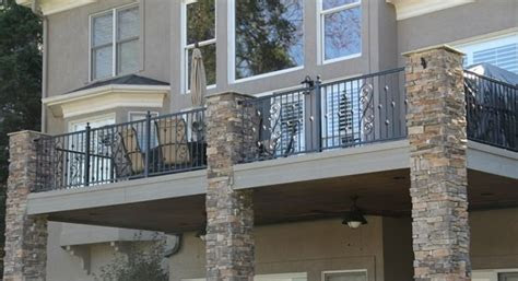 balcony railing designs pictures