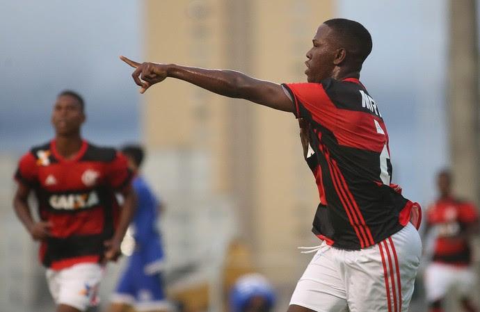 Kleber Flamengo Copinha (Foto: Staff Images / Flamengo)