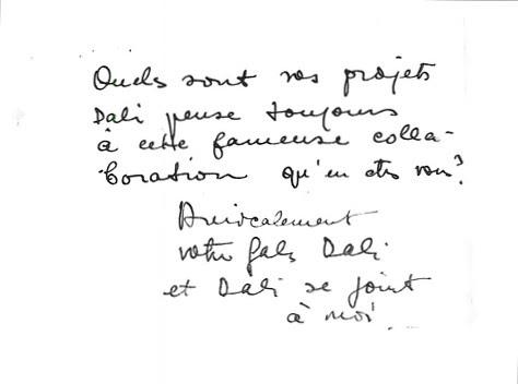 Walt Disney, Salvador Dali & 'Destino' (1b)