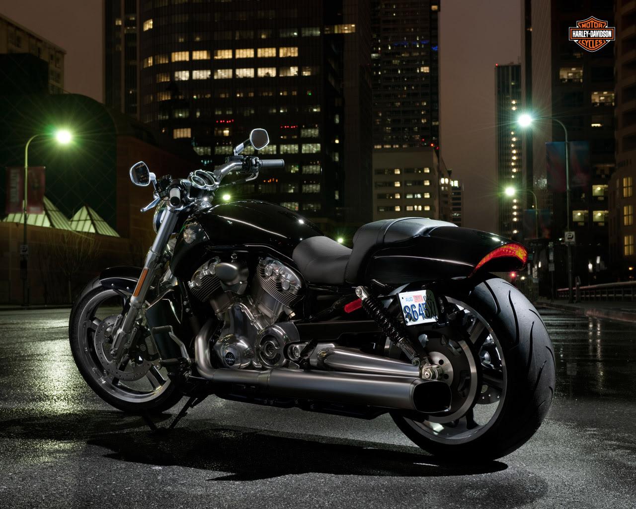 Harley Davidson V Rod Muscle Image 8