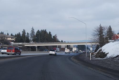 US 2 @ I-90 onramp