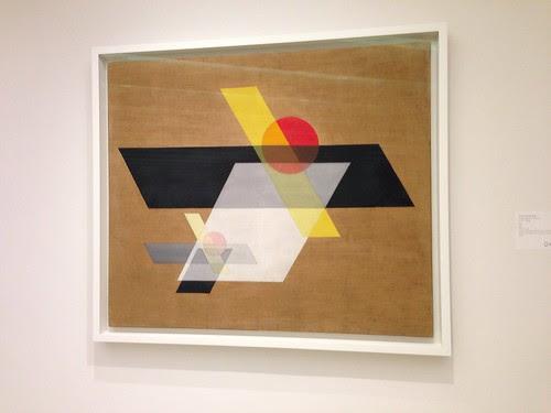 "Lászlo Moholy-Nagy, ""All"" (1924), Guggenheim Museum"