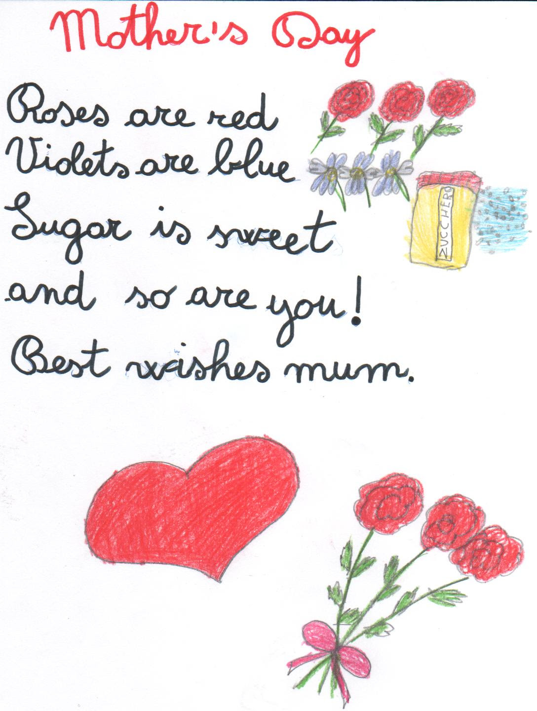 mothers day …