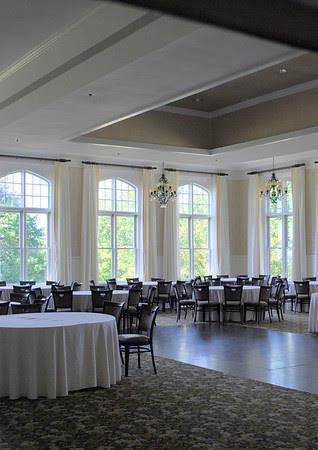 Ballroom of the Mansion at the Cranwell Resort, Spa, and Golf Club