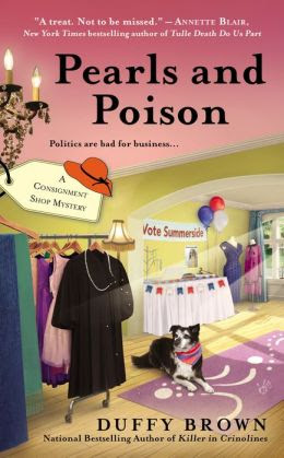 Pearls and Poison (Consignment Shop Mystery Series #3)
