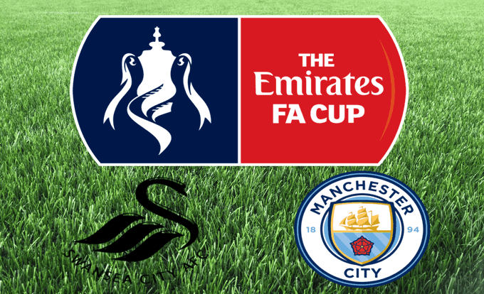Where To Find Swansea Vs Man City Fa Cup On Us Tv And Streaming World Soccer Talk