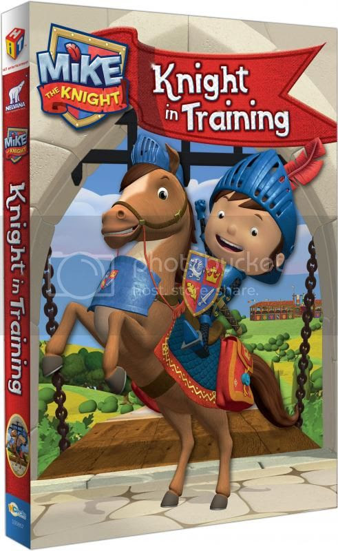 Mike the Knight Training DVD