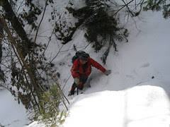Indian Head Climb - February 2008