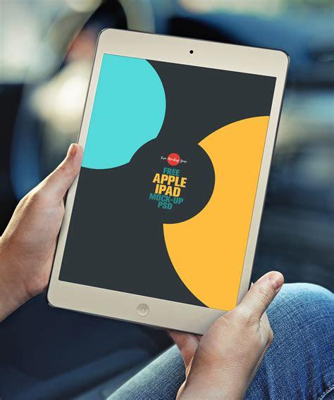 apple ipad mock  psd  web designers web