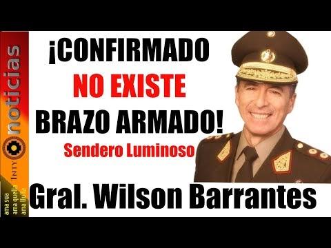 52-CONFIRMADO: NO EXISTE BRAZO ARMADO DE SENDERO LUMINOSO: Gral R. WILSO...