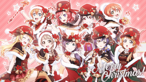 11 Anime Christmas Desktop Wallpaper Anime Top Wallpaper