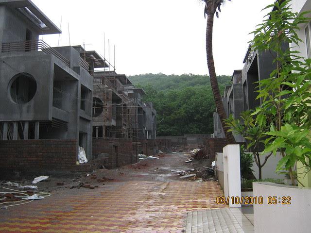 Shreeji Properties' Forest View Bungalows at Somatane PhataIMG_3178