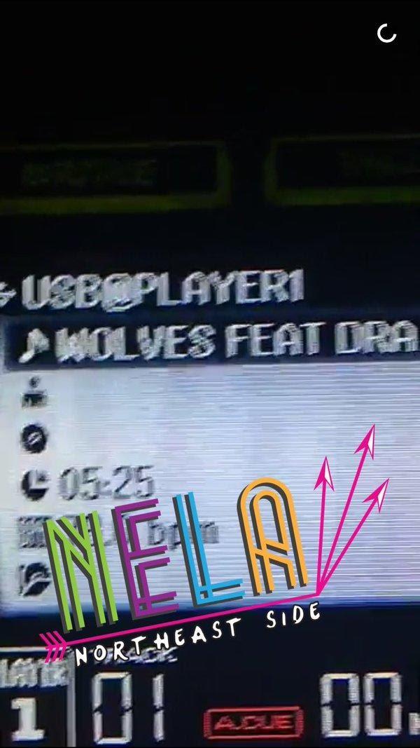 wolves drake bjork snapchat