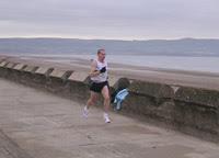 Winner - Stephen Wylie, 32:03