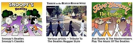 Cover Album paling Banyak ditiru Sepanjang Sejarah ...