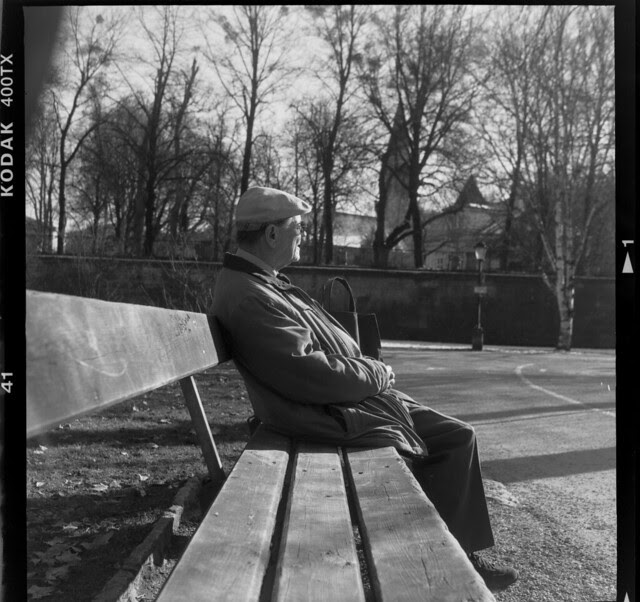 on the bench [stranger 7/99]