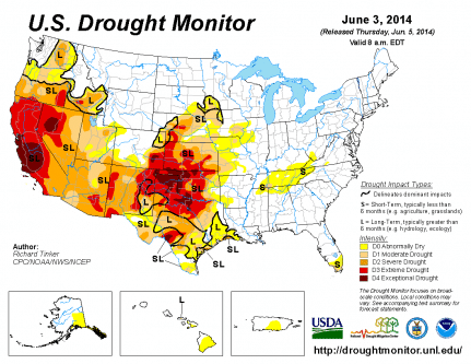 June-3-2014-US-Drought-Monitor-Map